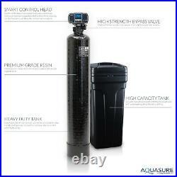 Aquasure Water Softener / 75 GPD RO / 10 Pre-Filter Bundle 64,000 Grains
