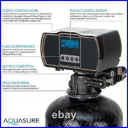 Aquasure Whole House Water Softener/Reverse Osmosis Drinking Water Filter Bundle