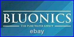 Bluonics Pleated Sediment Water Filters 18 Washable 4.5 x 10 Cardridge, 5 Micron