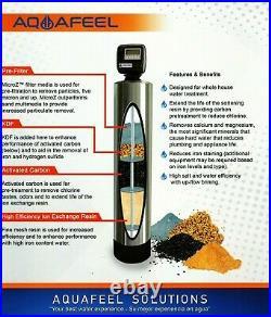 Delivered & Installed HouseCarbon/Softener/Reverse Osmosis/Alkaline water filter