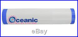 Dual Big Blue Whole House Housing + Water Filters Sediment & KDF/GAC 4.5 x 20