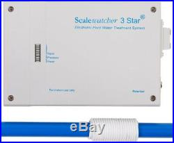 Electronic Descaler Whole House and Anti Rust Water Conditioner Treatment System
