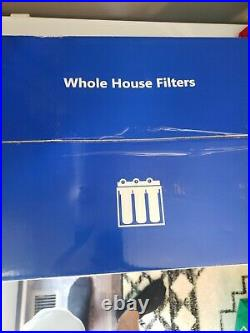 Express Water Carbon Water Filter Set Whole House Heavy Metal Sediment 3 Stage