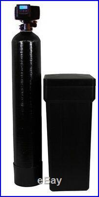 Fleck 5600 SXT 48K Grain Water Softener Free Test Kit & USB Install Video 48,000