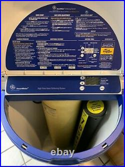 GE GXSH39E01 Water Softener NEW