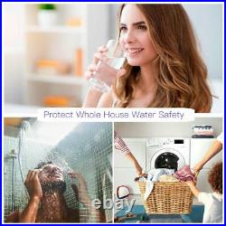 HQUA OWS-12 Ultraviolet Water Sterilizer for Whole House 12GPM 110V 40W
