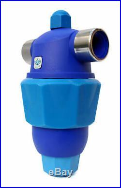 Hardless NG Lotus Whole House Water Filter Salt Free Better Tasting Water