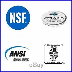 Hardless NG Lotus Whole House Water Filter and Water Conditioner, Salt Free