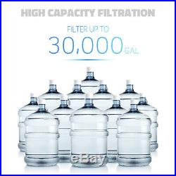 ISpring WCB32O Whole House 3-Stage Water Filter System