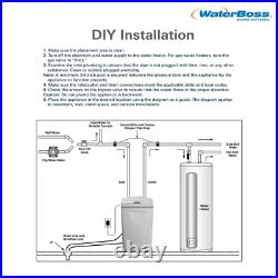 Iron Reduction Filter House Whole Water Treatment System Indoor Outdoor