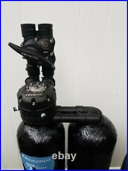 Kinetico 2060 Water Softener REFURBISHED Includes Brine Tank Fully Tested