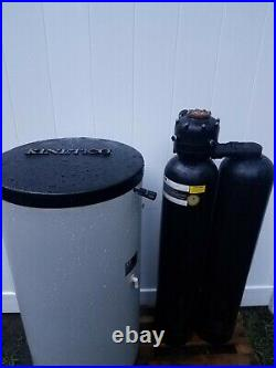 Kinetico Water Softener Model 30 REFURBISHED Includes Brine Tank Fully Tested