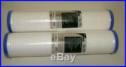 Lot of 3 Aqua-Pure AP810-2 Whole House Replacement Water Filter Cartridge