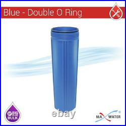 Max Water 20 BB 2-stage Pre Auto-Detailing Water Softening Filtration System