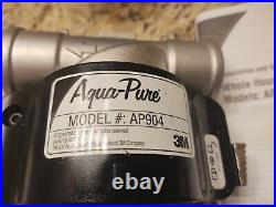 NEW 3M Aqua Pure AP904 Whole House Water Filtration System 5621104 Filter READ