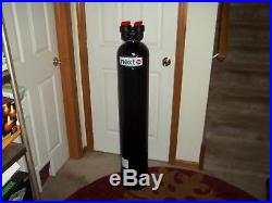 NEXT SCALE STOP WHOLE HOUSE NO SALT WATER CONDITIONER SYSTEM 8x44.5 TANK 12GPM