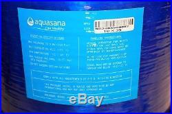 NewAquasanaEQ-AST-WH-CSimplySoftSalt FreeWater SoftenerWhole HouseFilter