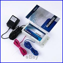 New Effective iSpring ED2000 Whole House Electronic Descaler Water Conditioner