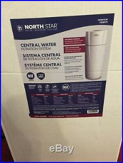 North Star Whole House Central Water Filtration System NSWHCW 7358179 New