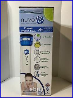 Nuvo H2O Dpmb-a Manor Water Softener System, 8X 26 New Model