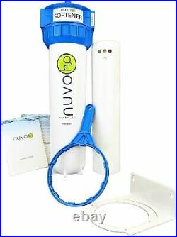 Nuvo H2O Manor Water SALTLESS Softener System NEW IN BOX