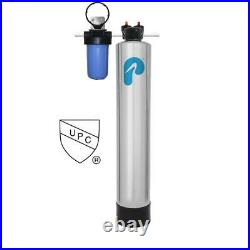 Pelican Water 10 GPM Whole House Carbon Water Filtration System