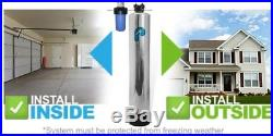 Pelican Water 10 GPM Whole House NaturSoft Salt-Free Water Softener System