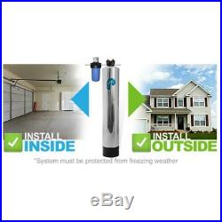 Pelican Water 10 GPM Whole House NaturSoft Water Softener Alternative System