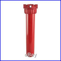 Pelican Water 20 in. Whole House Hot Water Sediment Post Filter System