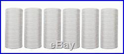 Pentek WP5BB97P 5 Micron 10 x 4.5 Comparable Whole House Sediment Filter 6 Pack