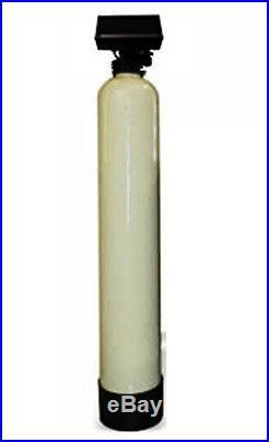 Premier Whole House Filtration System Fleck Control Valve reduce chloramine
