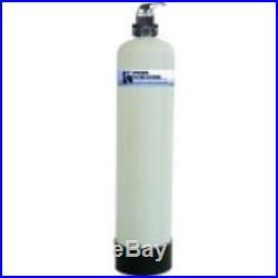 Premier Whole House Water Filtration System 1Manual valve 1 CUBIC ft. Carbon