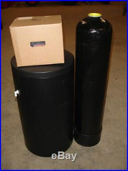 ProSystems 110WS Twin Tank Whole House Water Softener System With 2401 Valves NBU