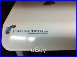 PureEffect ULTRA-WHC-C Whole House Water Filtration System FluosSorb #PEU006