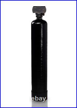 Pyrolox 56FT Back Wash Valve Iron Manganese Sulfur Water Filter 1 cubic ft