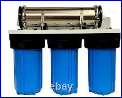 RO Hi Flow Reverse Osmosis Water Filter System HF5-4014-600 GPD