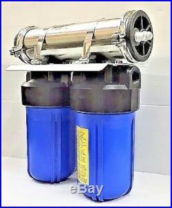 RO Hi Flow Reverse Osmosis Water Filter System HF5-4014-600 GPD HI FLOW