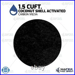 Replacement Coconut Shell Activated Carbon Media, Whole House Systems, P-O-E Use