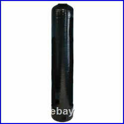 Replacement Water Filter Tank+ 2 cu ft Activated Carbon GAC & Riser Tube 12x52
