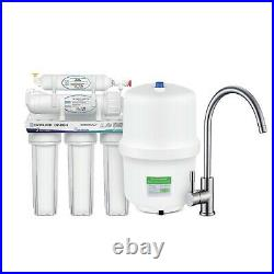 Reverse Osmosis Water System 15 Total Drinkpod RO Water Filters FIVE STAGES