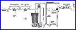 S5q-pa Sterilight Uv Home Sanitation Disinfection Light By Viqua 6gpm 120v Ac