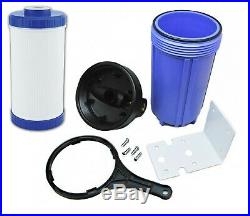 Salt Free Water Softener Alternative Limescale Prevention Whole House System 10J