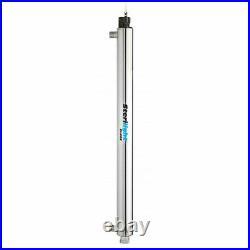 VIQUA Sterilight Silver S12Q-PA Ultra Violet Sterilization System 15 GPM NEW