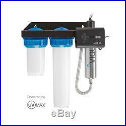 Viqua IHS12-D4 Integrated Whole House UV Sterilizer BRAND NEW