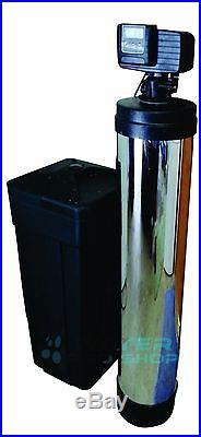 WHOLE HOUSE FLECK 5600 SXT METERED SOFTENING KITS Water Softener (VALUE)