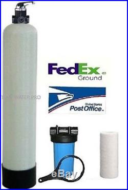 manual | Whole House Water Filter
