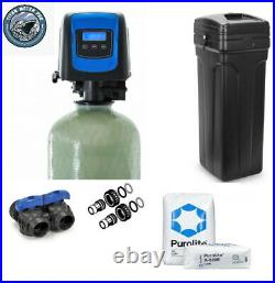 WHOLE HOUSE NITRATE Reduction Water Filter & Water Softener System 1354 2.5CF