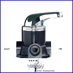 WHOLE HOUSE WATER FILTERS SYSTEMS KDF55/GAC Manual Backwash Valve 1.5CU FT 1054
