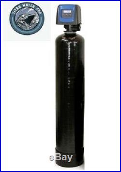 WHOLE HOUSE WATER Filtraton GAC Carbon(1.5 CU FT) Fleck 5800 SXT Filter Valve 1