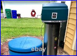 Water Filter Whole House System General Ionics Softener IQ-0820B NASA Technology